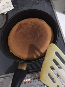減量 ダイエット パンケーキ レシピ 作り方