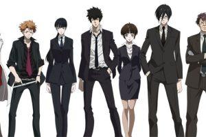 サイコパス アニメ 動画 無料